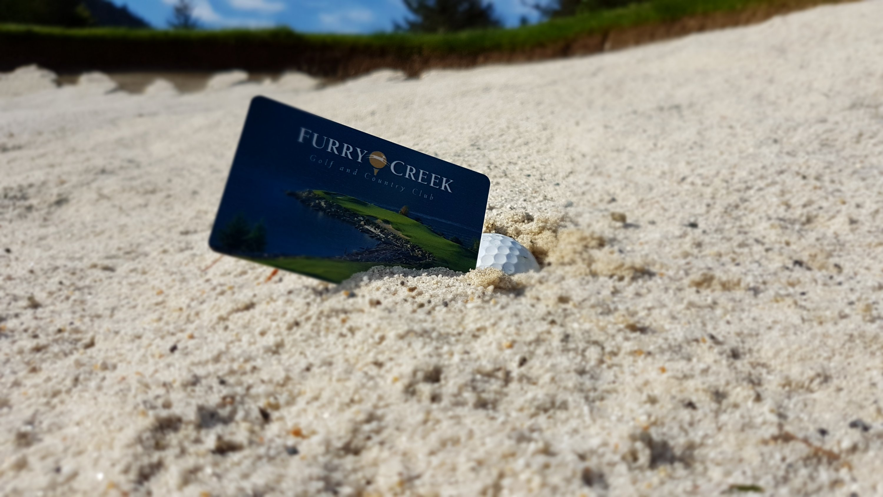Furry creek golf bcs most scenic gift cards are hereuse them the new furry creek gift cards have arrived and they look great they can be used anywhere where your debit or credit cards can be used and they can be used negle Image collections